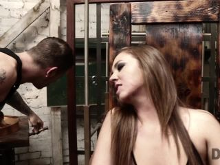 Maddy Oreilly - Gorgeous Maddy O'Reilly gets put in her place