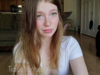"Tessa Winters in ""School Girl Masturbates With Daddy""  - latika jha - cumshot amateur sex video movie"