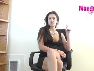 Mandy Flores - Panty Slave   fetish   femdom porn japanese foot femdom