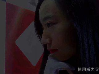 Asian Girls Bound and Gagged china rope bondage hogtie cosplay superherione