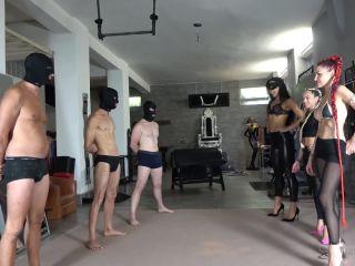 Femdom 2019 Mistress Gaia Ballbusters Inc Ball Abuse Ballbusting Balls Busting Group Domination Lady Mesmeratrix K2S Cc Femdom Online  Slave