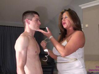 Bratprincess  Daniela  Trains Step Son To Lick Pussy  Bratprincess - Bdsm Prison on bdsm porn bdsm tits video