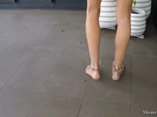 Mistress Teen Roxie – Dirty Foot Slave Humiliation – Foot Worship – Extreme Domination, Footlicking | dirty feet | fetish porn fetish lingerie
