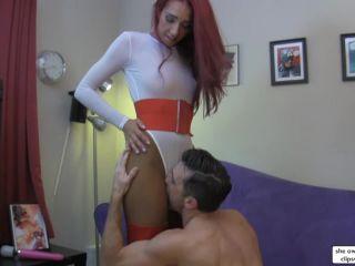Stefania Mafra - Mystic Mafra Drains Lance Hart [Sweetfemdom / HD / 720p], old foot fetish on fetish porn
