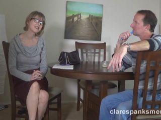 jade bdsm femdom porn | Clare Spanks Men – Clare Fonda – Clare Provides Some Marriage Counseling | cruel