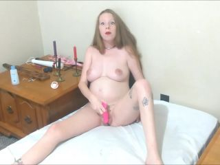 Ageplay Begging for Daddy's Cock
