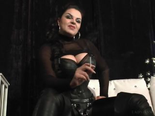 Lady asmondena Strap On Whip Mistress (6 Clips) - ass fuck on femdom porn