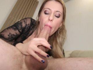 Mature.nl presents Nadina,  on milf porn