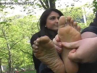 bbw femdom facesitting priya-public-sock-and-massage-massage, extreme on feet porn