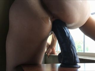 13 Inches Balls Deep on my Night Stand – Hope Penetration