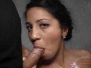 Young girl, bukkake, sperm lover