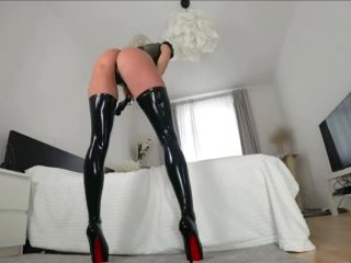 Chastity Your cock is mine now - CandyXS