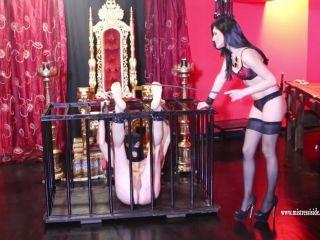 Online Fetish video Cruel Domination – Mistress Iside – BASTINADO PUNISHMENT