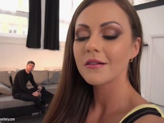 Foot Fetish - Putting Her Foot Down