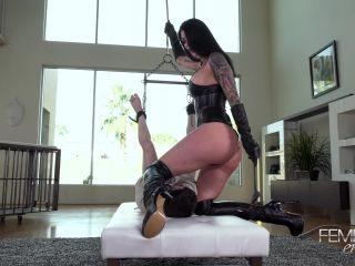 Mistress Damazonia - Face Full Of Amazon - ViciousFemdomEmpire (FullHD 2020)