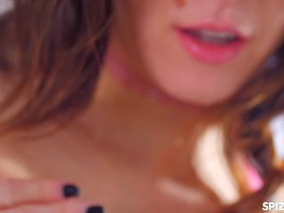 Abbie Maley - The Fit Hottie Abbie Maley Is Johnny's Surprise , hentai adult sex on brunette