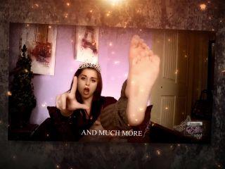 Princess Ellie Idol – JOHNNY FEMDOM FACE TEASE JOI - ellie idol - cumshot danish femdom