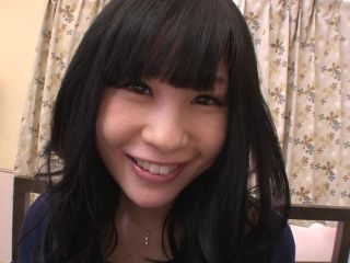 Natural tits japanese teenie enjoys riding stiffy cock and got cred!