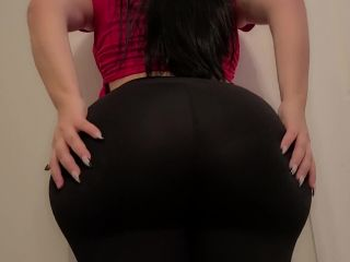 Crystal Lust - Crystal Lust Giant Ass Worship Juicy Booty Leggings Fuck  | amateur | fetish porn amateur tube sex video