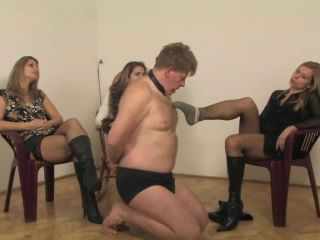 Smell womens stinky nylons and socks -