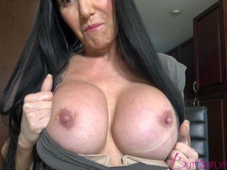 Butt3rflyforu – Mommys Huge Silicone Balloons - butt3rflyforu - milf porn