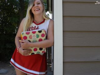 Jocelyn Baker - CHEERLEADER SLUT NEXT DOOR