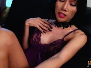 Online shemale video Big Titted Noo Cums