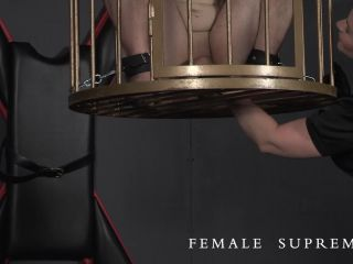 FemaleSupremacy: Baroness Essex - Virtual Reality, undress bdsm on femdom porn