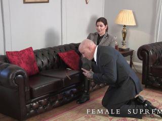 granny anal videos Female Supremacy – Dirty Salmons – Baroness Essex – Hot Femdom – Spanking, Mistress, spanking on femdom porn