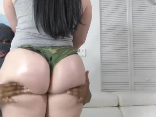 """Virgo Peridot in """"Huge Butt Pawg Gets Worked Out By Bbc!""""  on bbw bbw mature boy"""