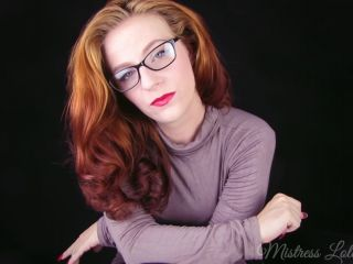 Mistress Lola Ruin – Addicted To Your Therapist!!!