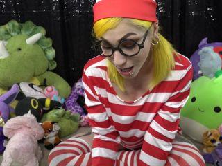 milf porn | Cattie aka CatCandescent in 115 – Vibrating Cock Ring JOI With Waldo | cattie