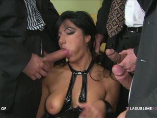 Priscilla Salerno - Three men for me with Priscilla Salerno
