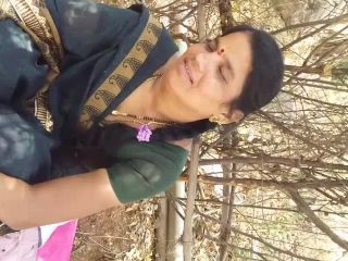 South Indian Couple Outdoor Sex