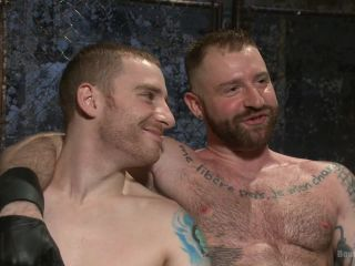 Slave #316 welcomes Aleks Buldocek to the house | sebastian keys | anal porn bdsm got