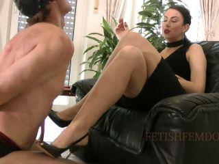 Online porn Lady Katharina - Human Ashtray Heels Digging (MP4) [Human Furniture, Human Ashtray, Smoking]