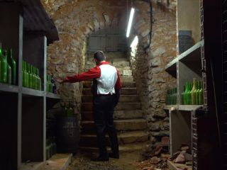 7227 Emma Klein gives in to Lust in the Wine Cellar - the Gift Sc 4