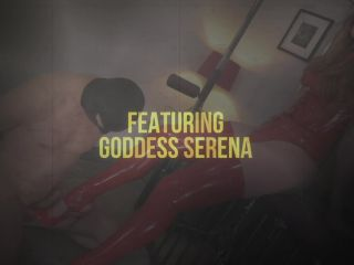 Oubliette - Goddess Serena - Cum For My Shoes!!!