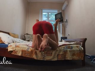Hidden spy cra gopro doggystyle for french date on bed