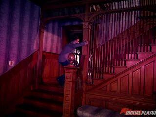 Rebeca Linares , Madison Young - Jesse Jane Scream Scene 3