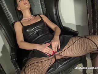 fetish pixie fetish porn | Chateau-Cuir – Luxury leather orgasm | cum countdown