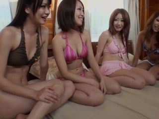 Japanese Group Sex, Scene 1