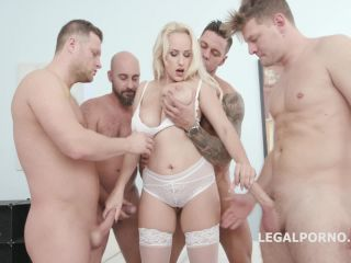 Angel Wicky - BlackEned with Angel Wicky 4 white then 4