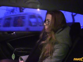 Innocent Babe Ditches Boyfriend To Swallow Cabbie's Cum - May 02, 2013