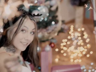 Full video - christmas party with kate truu and nayomi sharp