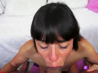 NatalieFlowers - Cowgirl Rideher Pussy so Wet and Creamy.record Live S ...