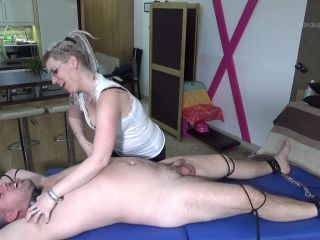 Fantasy – Evil woman – Tickling torture on role play chubby foot fetish