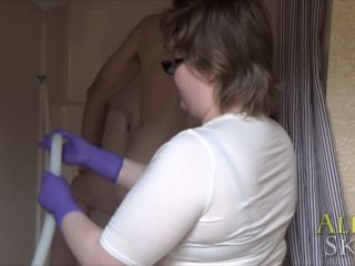 Alice Skary - Colon Snake Nozzle and Anal Stretching*