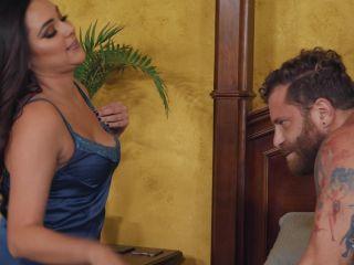 hardcore fetish Eva Maxim, Zoey Foxx, Riley Mitchel - Stuffing The Curious Boyfriend , hardcore on threesome