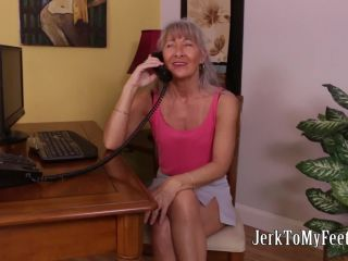 femdom - Jerk To My Feet – Leilani Lei – This Is Your Job